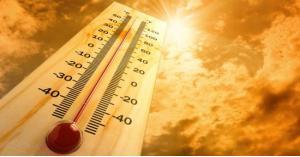 اجواء حارة و غبار في هذه المناطق    حالة الطقس     الحالة الجوية   درجة الحرارة اليوم