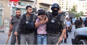 الأمن الفلسطيني يمنع صلاة العيد لحزب التحرير بالخليل.. صور