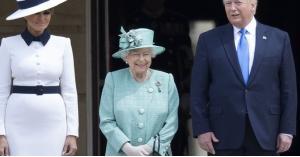 هدية ملكة بريطانيا للرئيس الأمريكي ترامب