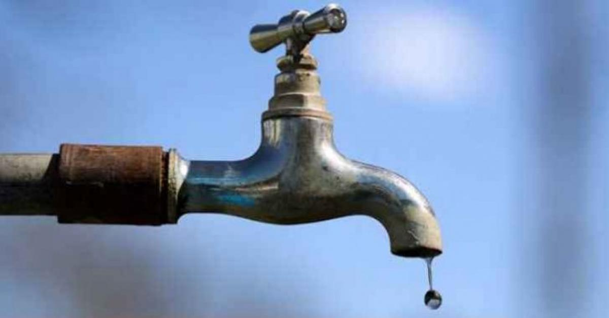 انقطاع المياه في ضاحية الاميره هيا