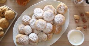 السعرات الحرارية لكعك العيد