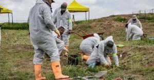 بعد نبش المقابر في العراق