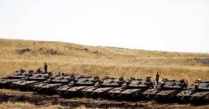 إطلاق قذائف من الأراضي السورية باتجاه الجولان