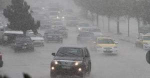 فرصة لتساقط المطر اليوم.. وتحذيرات من الارصاد الجوية