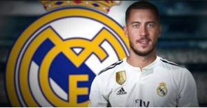 رسميا.. هازارد ينضم لكتيبة النجوم في ريال مدريد