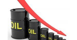 انخفاض اسعار النفط عالميا