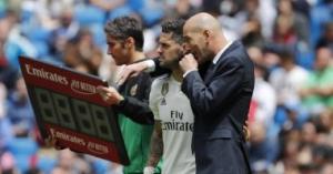 ريال مدريد يرفع حالة الطوارىء