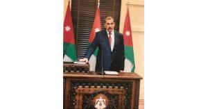 حجازي عساف محافظا للعقبة خلفا للنصرات