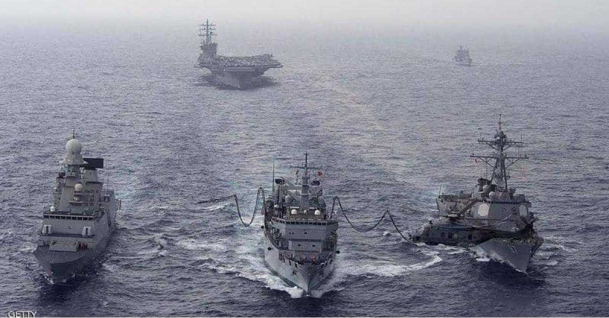 مدمرة أميركية تتوجه إلى موقع هجوم بحر عُمان