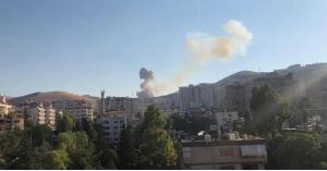 سماع دوي انفجار في دمشق