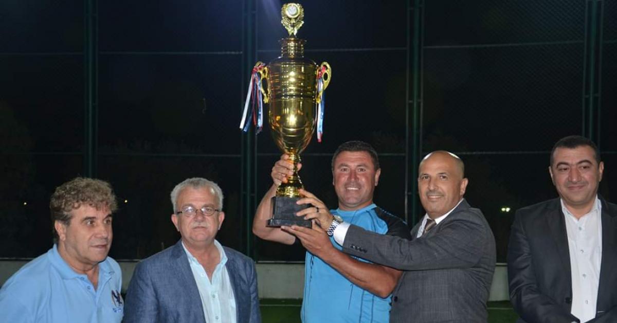 نهائي بطولة الإستقلال ١ في مدينة برقش الرياضية والسياحية