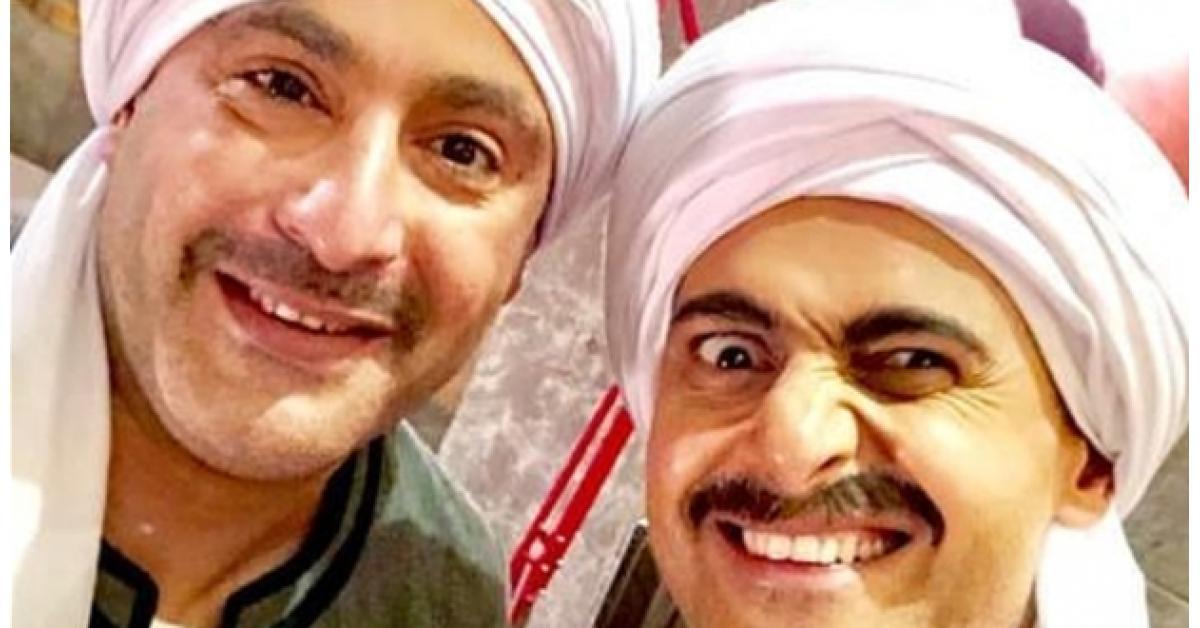 """مواجهة ساخنة بين رامز جلال وأحمد السقا بسبب """"سبع البرمبة"""""""