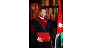 ماجستير في الصحافة للصحفي عمر الدهامشة