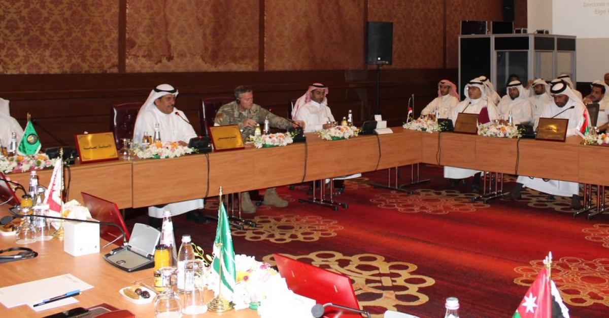 اجتماع عسكري أردني خليجي مصري أمريكي في الكويت