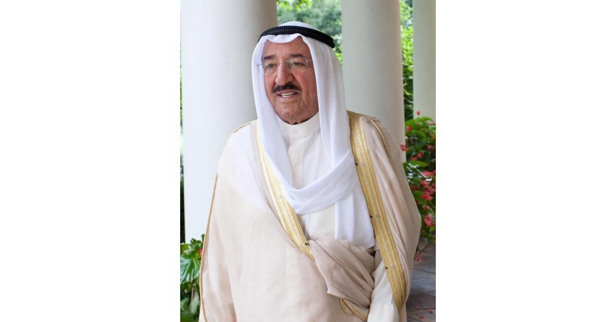 الرئيس الأوكراني يُهنئ أمير الكويت بعيد ميلاده التسعين