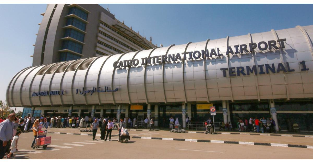 السلطات المصرية تعلن حالة الاستنفار القصوى في مطار القاهرة