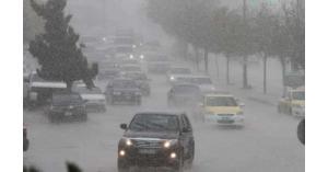 احتمالية تساقط الامطار خلال الساعات القادمة