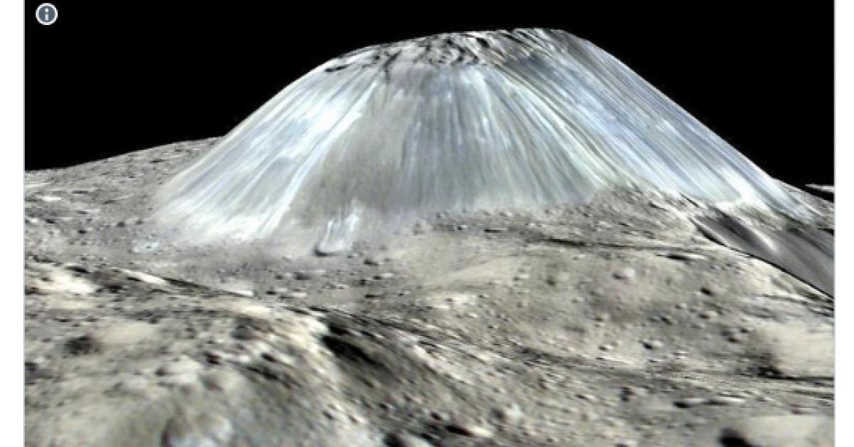 ناسا تكشف عن صورة لم تر البشرية مثلها