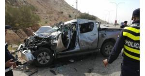 5 اصابات بحادث تدهور في العقبة