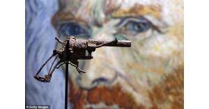 المسدس الذي  أنهى حياة فان غوخ للبيع ..بسعر خيالي