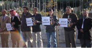 """رصد لتغطية الإعلام لتوقيف المحتجين والإعلاميين أمام """"حقوق الإنسان"""""""