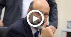الرزاز ضيفا على شاشة التلفزيون الاردني (فيديو)
