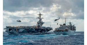 البنتاغون يكشف هدفا ايرانيا كانت واشنطن بصدد ضريه