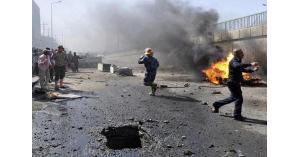 مقتل واصابة عشرات بتفجير في بغداد