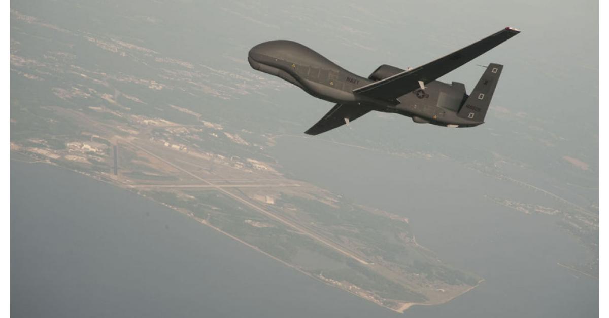 لحظة إسقاط الطائرة الأميركية - فيديو