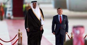 تطور كبير في العلاقات الأردنية القطرية خلال أيام
