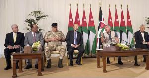 مطالب مجلس محافظة الكرك امام جلالة الملك عبدالله (وثائق)