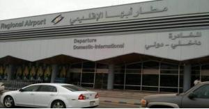 إصابات بهجوم حوثي على مطار أبها السعودي