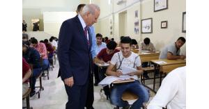 بيان وزارة التربية والتعليم حول امتحانات التوجيهي