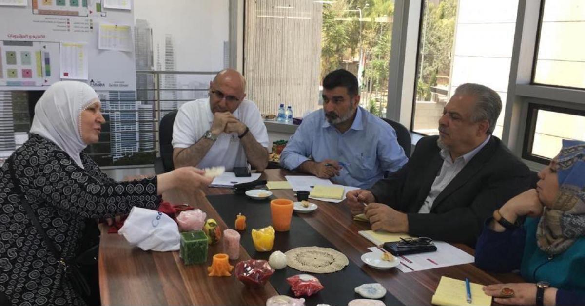 بنت بلادي تنهي مرحلة المقابلات للمشاركات في معرض عمان