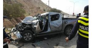 10 اصابات بحادثي تصادم في البلقاء وعمان