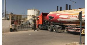 استئناف دخول الوقود الى غزة