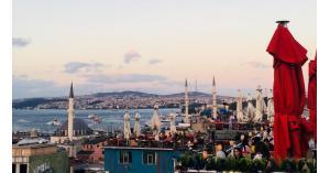 تركيا تستقبل قرابة 13 مليون سائح في 5 أشهر
