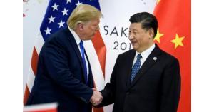 اتفاق أمريكي صيني على استئناف المفاوضات التجارية