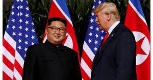ترامب وكيم يلتقيان في المنطقة المنزوعة السلاح