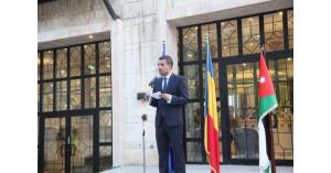 السفير الروماني : الاردن شريك قيم وموثوق
