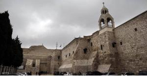 كنيسة المهد  اليونسكو  فلسطين القدس