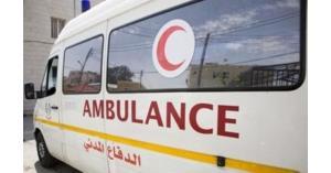 إصابات اثر حادث تصادم في محافظة عجلون