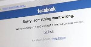 سر خطير يكشفه عطل فيسبوك