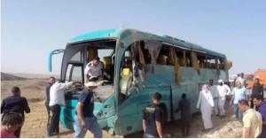 تفاصيل جديدة حول حادث حافلة الاردنيين في شرم الشيخ