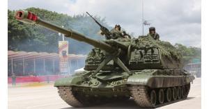 """فنزويلا: مادورو يجري مناورات عسكرية للدفاع عن بلاده من """"الهجمات"""" الأمريكية"""