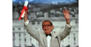 تكريم واحتفاء بيوسف شاهين في كارلوفي فاري السينمائي