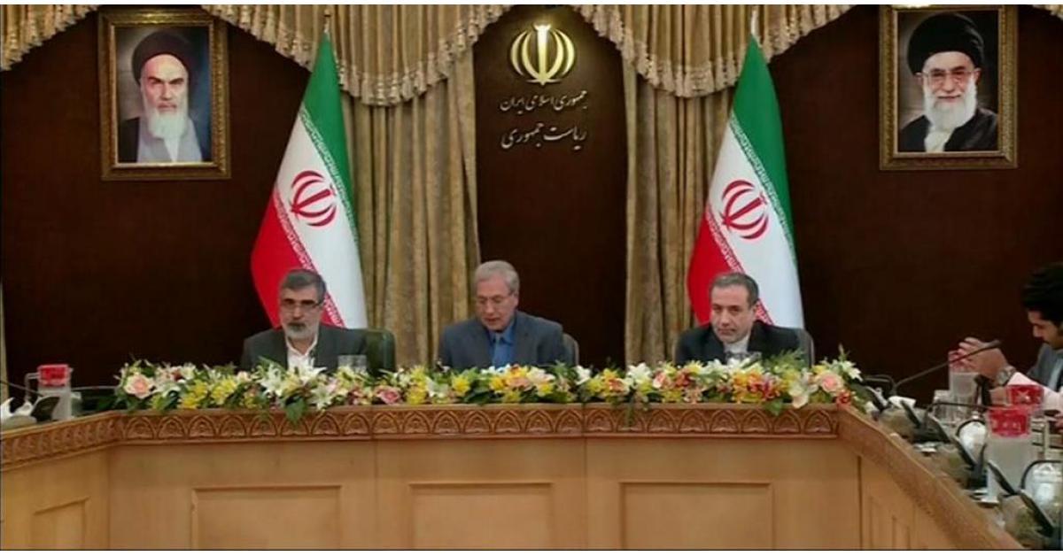 إيران تقلص التزاماتها النووية وترفع نسبة تخصيب اليورانيوم