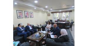 اتفاق لتعزيز الربط الكهربائي والتوسع بتزويد الكهرباء لفلسطين