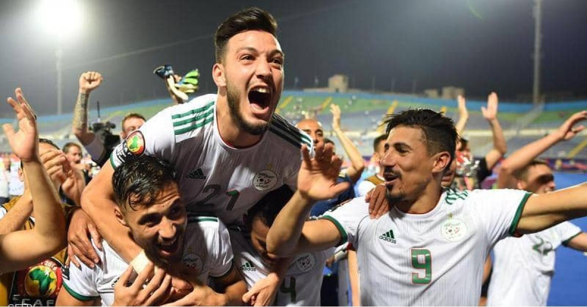 الجزائر  أمم أفريقيا  كأس أمم أفريقيا2019