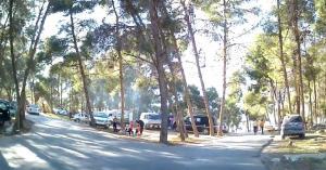 حقيبة مشبوهة في منتزه غمدان تستنفر الأمن